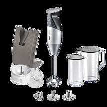 Bamix Staafmixer Swissline Zilver